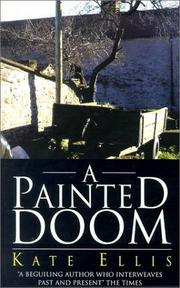 Cover of: A Painted Doom (Magna (Large Print))