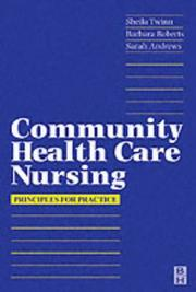 Cover of: Community Health Care Nursing