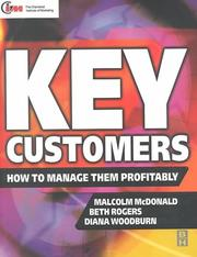 Cover of: Key Customers