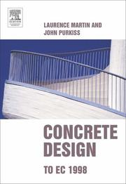 Cover of: Concrete Design to EN 1992, Second Edition