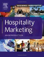 Cover of: Hospitality Marketing