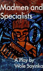 Cover of: Madmen and Specialists