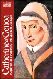 Cover of: Catherine of Genoa