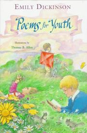 Cover of: Poems for youth