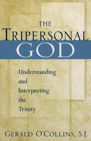 Cover of: Tripersonal God