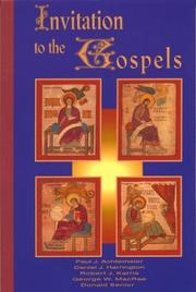 Cover of: Invitation to the Gospels