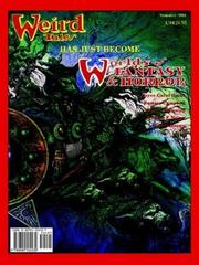 Cover of: Weird Tales 309-11 Summer 1994-Summer 1996