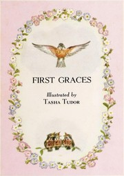 Cover of: First Graces