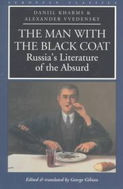 Cover of: The Man with the Black Coat