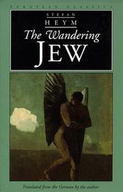 Cover of: The wandering Jew