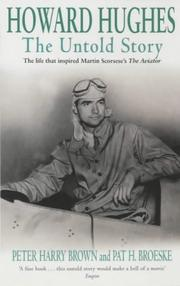 Cover of: Howard Hughes