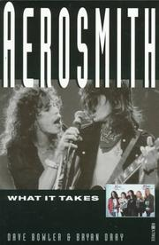Cover of: Aerosmith