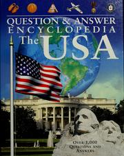 Cover of: Question and Answer Encyclopedia: The USA