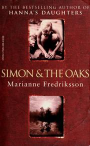Cover of: Simon & the oaks