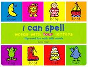 Cover of: I Can Spell - Words with Four Letters (I Can...)