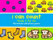 Cover of: I Can Count from 1-10 (I Can...)