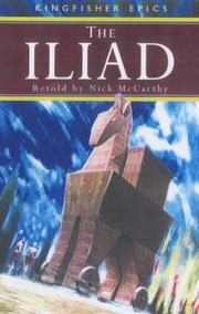 Cover of: The Iliad