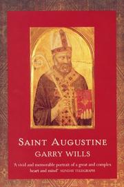 Cover of: Saint Augustine (Lives)