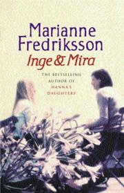 Cover of: Inge and Mira