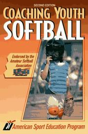 Cover of: Coaching youth softball