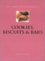 Cover of: Cookies, Biscuits & Bars (Cook's Encyclopedias)