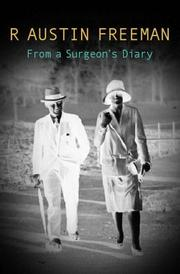 Cover of: From A Surgeon's Diary
