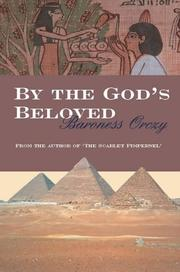 Cover of: By the gods beloved: a romance