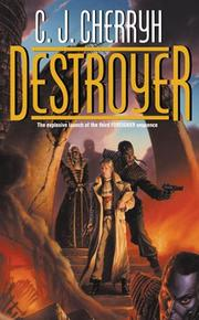 Cover of: Destroyer (Foreigner Universe)