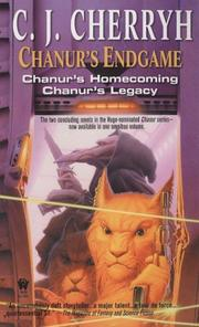 Cover of: Chanur's Endgame (Chanur)