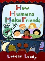 Cover of: How humans make friends