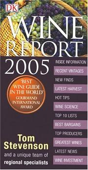 Cover of: Wine Report 2005 (Wine Report)
