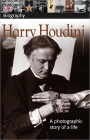 Cover of: Harry Houdini