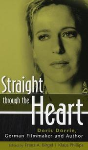 Cover of: Straight Through the Heart