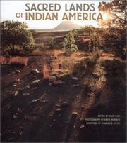 Cover of: Sacred Lands of Indian America