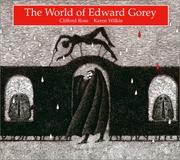 Cover of: The World of Edward Gorey