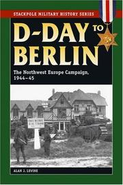 Cover of: D-Day to Berlin