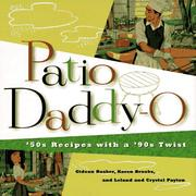 Cover of: Patio Daddy-O