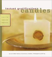 Cover of: Instant Gratification: Candles