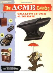 Cover of: ACME Catalog
