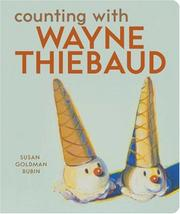 Cover of: Counting with Wayne Thiebaud