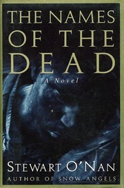 Cover of: The Names of the Dead