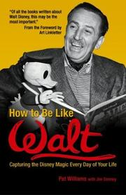 Cover of: How to Be Like Walt