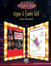 Cover of: Gypsy & Funny Girl (Broadway Double Bill)
