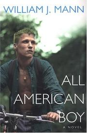 Cover of: All American Boy