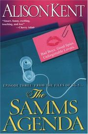 Cover of: The Samms agenda