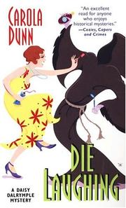 Cover of: Die Laughing (Daisy Dalrymple Mysteries)
