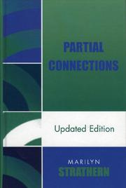 Cover of: Partial Connections