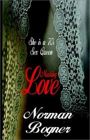 Cover of: Making Love