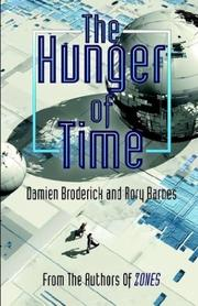 Cover of: The Hunger of Time
