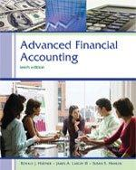 Cover of: Advanced Financial Accounting